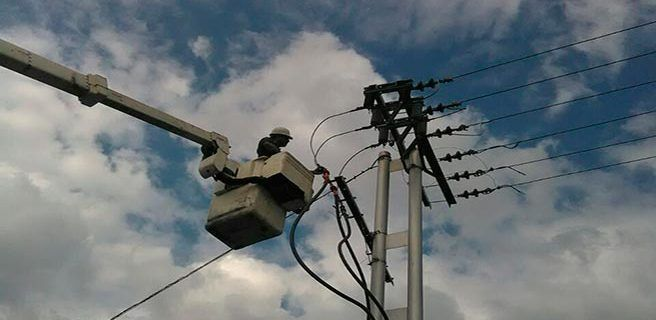 Corpoelec restablece servicio Eléctrico en FLA