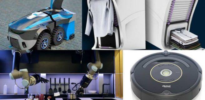 La tecnología puede convertirse en el aliado de las labores del hogar