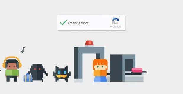 """Google elimina los """"reCaptcha"""" (+video)"""