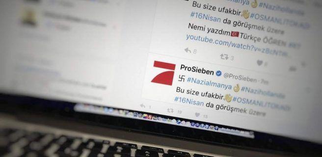 Varias cuentas relevantes de Twitter son 'hackeadas' con mensajes a favor de Erdogan