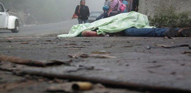 Matan a joven en Bolívar Norte