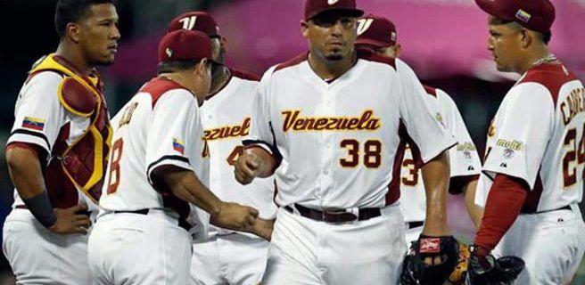 Venezuela se despide del Clásico Mundial de Béisbol