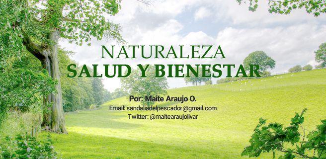 Maite Araujo O: Agua desalinizada, esperanza de la humanidad