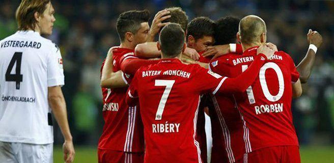 Bayern Múnich viajó a Madrid para el partido de vuelta