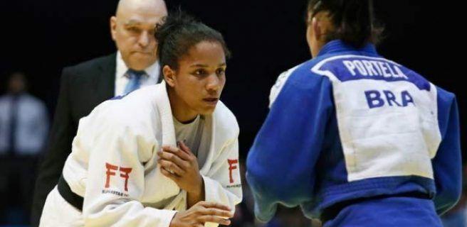 Elvismar Rodríguez ganó medalla de plata en Grand Prix de Antalya