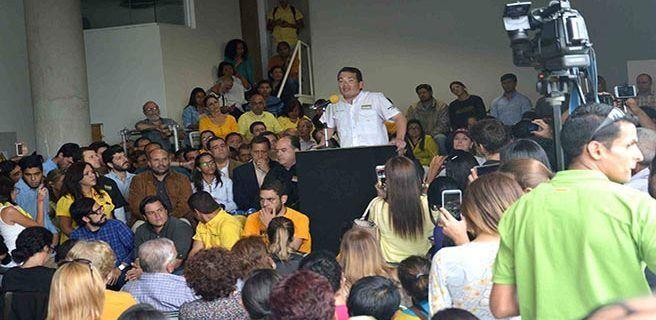 Guanipa: El gobierno de Nicolás Maduro es un régimen torturador