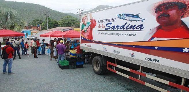 Caravana de la Sardina ha vendido 2 millones de pescado