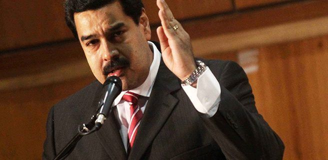 Maduro: Oposición busca que el país sea bombardeado e intervenido militarmente