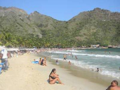 Conoza cuáles son las playas aptas en Aragua