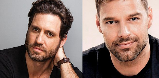 Ricky Martin será novio de Édgar Ramírez