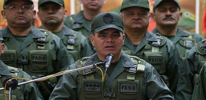 Padrino López asegura que en Venezuela hay pluralismo político