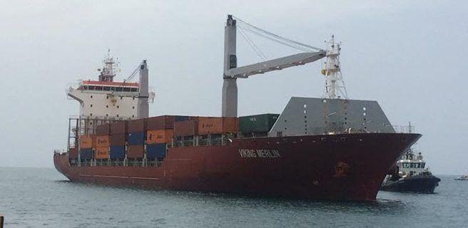 Arriban 525 contenedores con alimentos para los CLAP