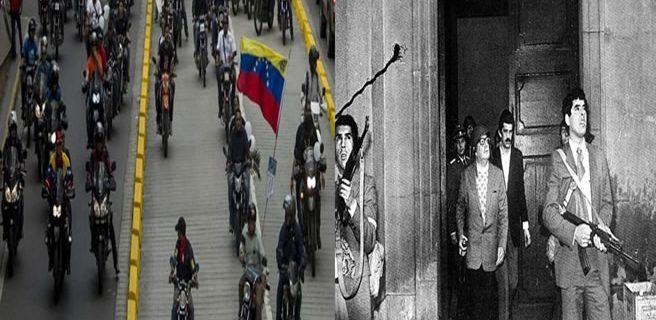 Rusia advierte de que la situación en Venezuela recuerda a Chile en 1973