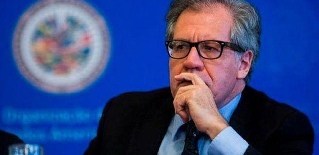Almagro: la solución a crisis venezolana son elecciones generales