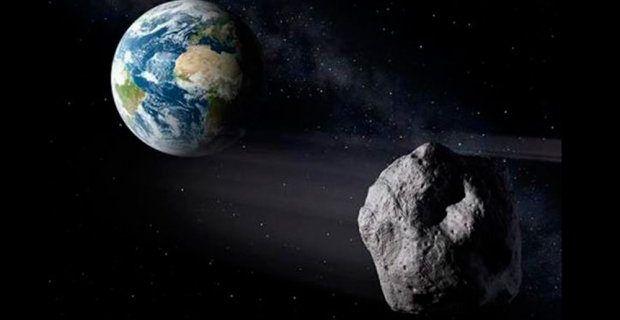 Un asteroide pasará cerca de la Tierra el miércoles