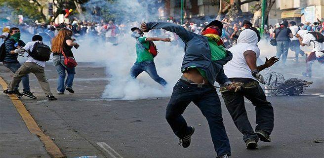 Fiscalía reporta dos heridos más en protestas