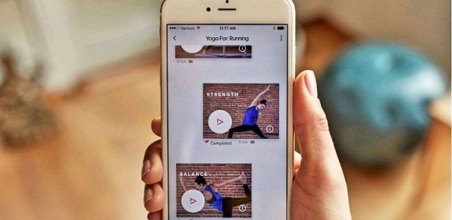 Adidas lanzó una app fitness para mujeres