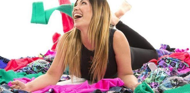 Michelle Herrera lanza marca de ropa fitness