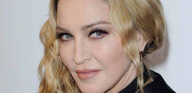 Madonna está enojada por su biopic no autorizada