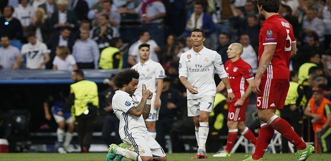 Madrid vence a Bayern con triplete Ronaldo y alcanza semis