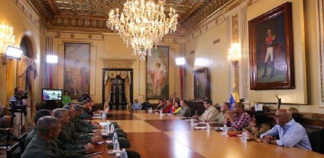 Maduro activa Plan Zamora