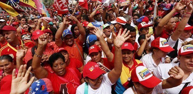 Más de 10 mil aragüeños se movilizan a Caracas para marchar