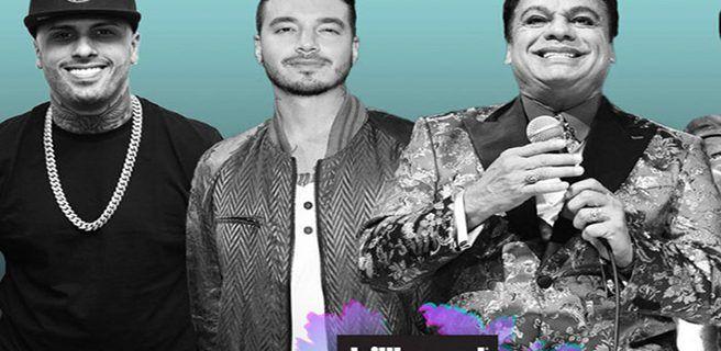 Juan Gabriel se debuta en los Billboard con J Balvin y Nicky Jam