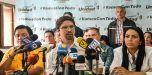 Oposición convoca a 3 manifestaciones para continuar con protestas