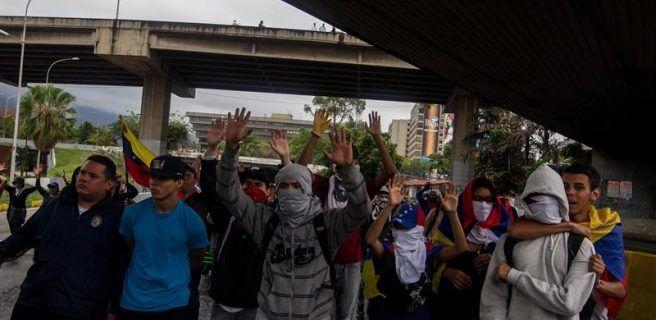 5 muertos tras protestas en el país