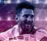 Leo Messi estrena una espectacular página web