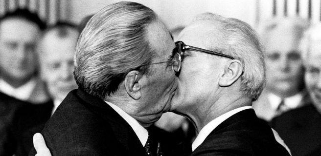 Estos son los besos más famosos de la historia.