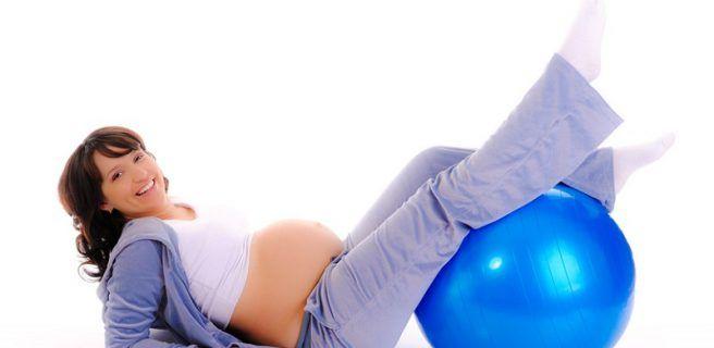 Ejercicios para embarazadas: Rutina para primer trimestre