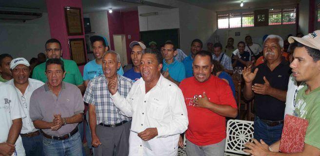 Clase obrera de Mariño respalda la constituyente