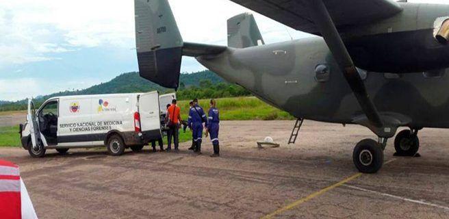 Cadáveres de helicóptero siniestrado en Amazonas llegarán a La Carlota