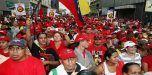 Oficialismo marcha en apoyo a la ANC