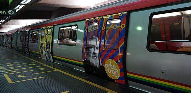 Cierran 30 estaciones del Metro de Caracas