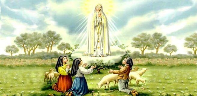 La Virgen de Fátima apareció hace 100 años