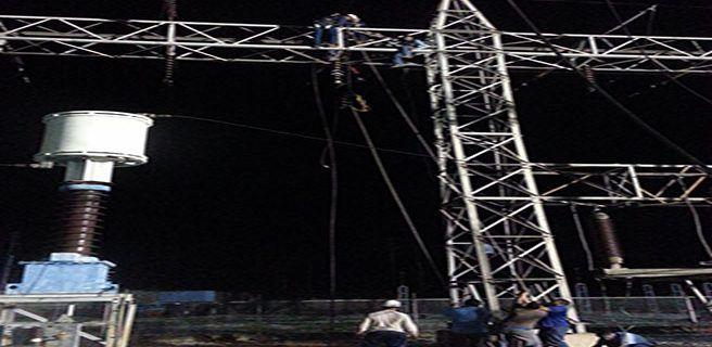 Reparada falla en el servicio eléctrico registrada la noche del miércoles