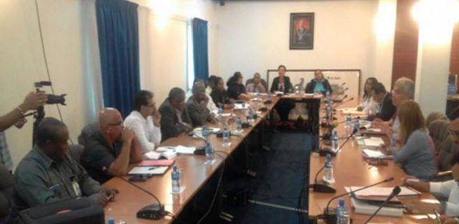 Venezuela evalúa con Surinam exportación de rubros agrícolas