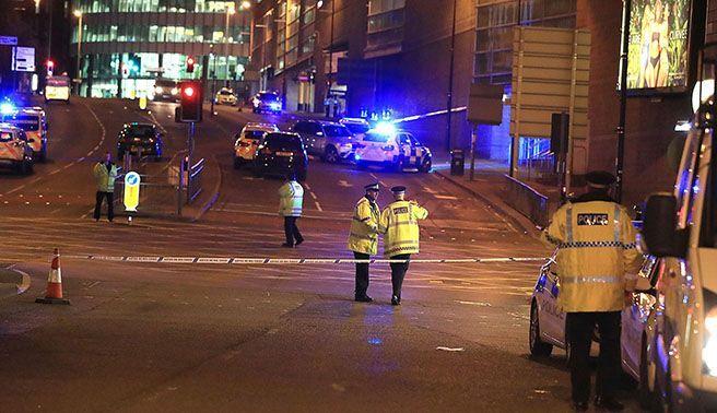 22 muertos tras atentado en Manchester