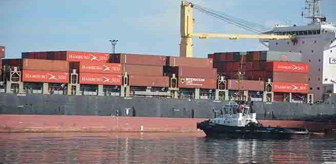 Arriban contenedores a Puerto Cabello destinados a la producción de detergentes y herbicidas