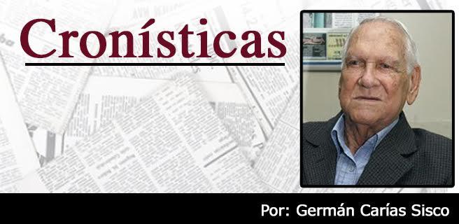 Germán Carías Sisco: Cruz Roja y Cruz Verde
