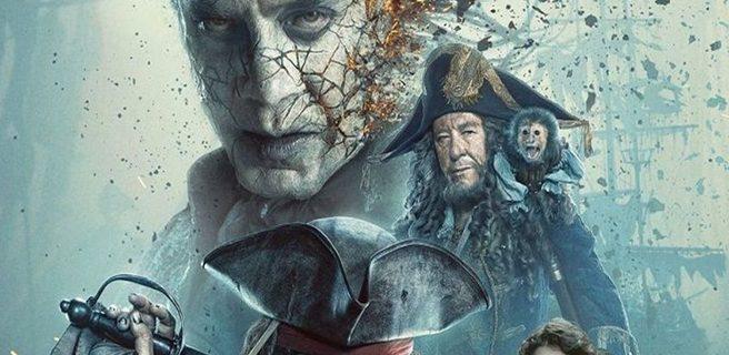 Llega el gran duelo entre Depp y Bardem en la quinta entrega de Piratas del Caribe