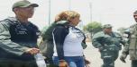 Detienen a diputada opositora durante manifestación