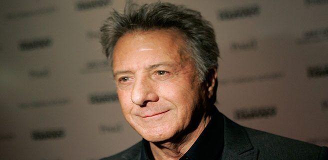 Dustin Hoffman se roba el show en el Festival de Cannes