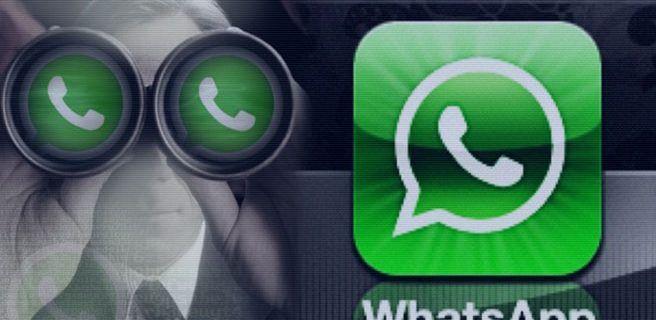 Descubre si te están espiando por whatsapp