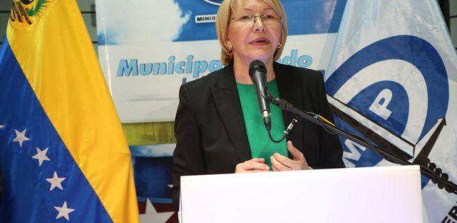 Fiscal General inauguró 5 fiscalías en La Victoria
