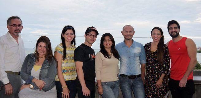 Fit Project, una nueva tendencia del 'fitness con arte' llega al Zulia