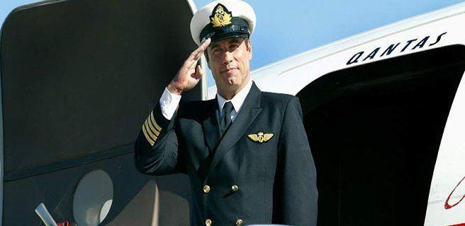 John Travolta donó su Boeing 707 a un museo australiano de aviación