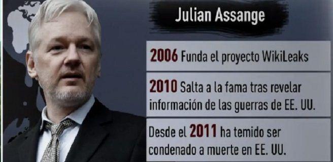 Suecia cierra el caso contra Julian Assange siete años después